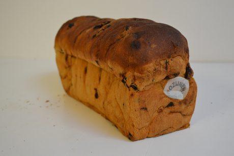 Rozijnenbrood €4.95